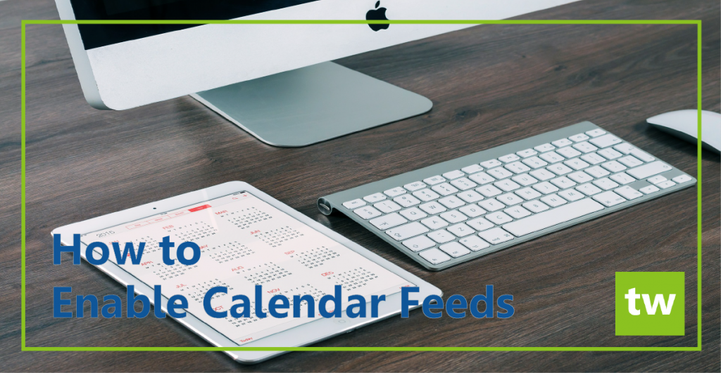 calendar feeds