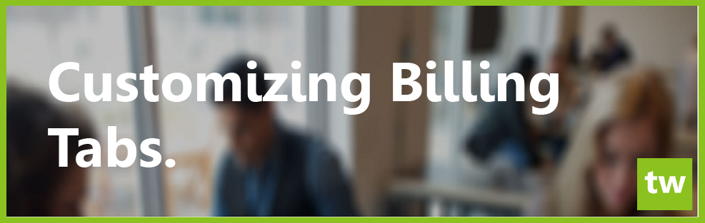customer billing and payment system