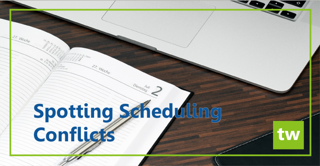 teacher scheduling conflicts