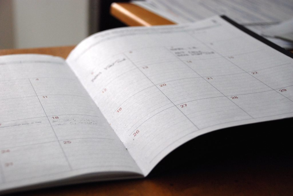 scheduling student lessons