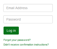 Remote Login Form