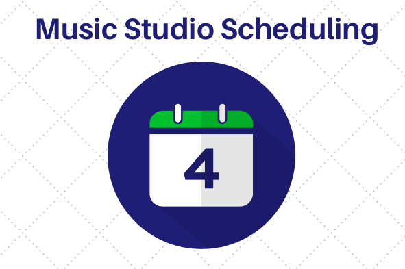 Music Studio Scheduling