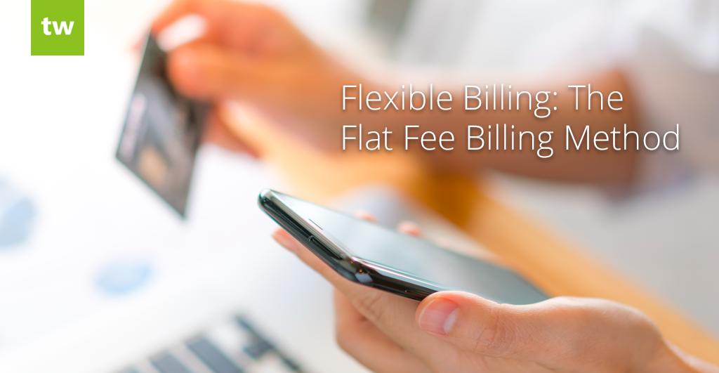 flat fee billing