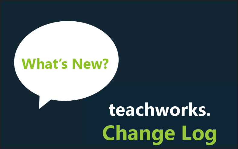 Teachworks features