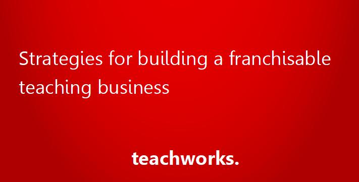 Tutoring Business Franchise