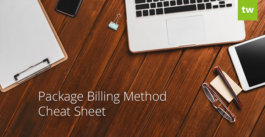 Package Billing Cheat Sheet