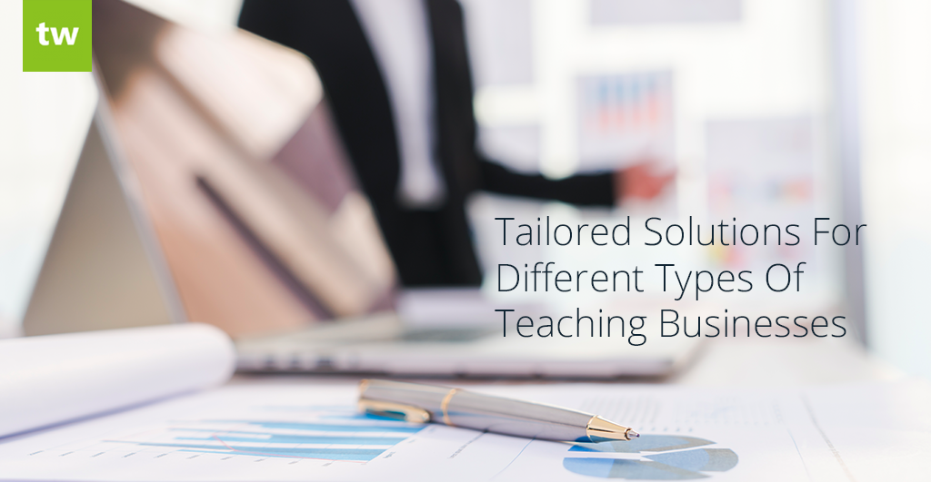 Tailored Solutions For All Teaching Businesses