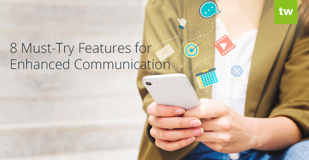 Teachworks Communication Features