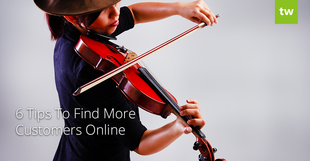 Find More Customers Online