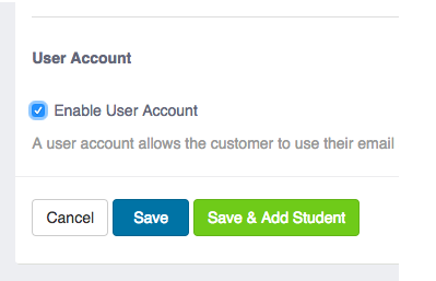Teachworks User Accounts