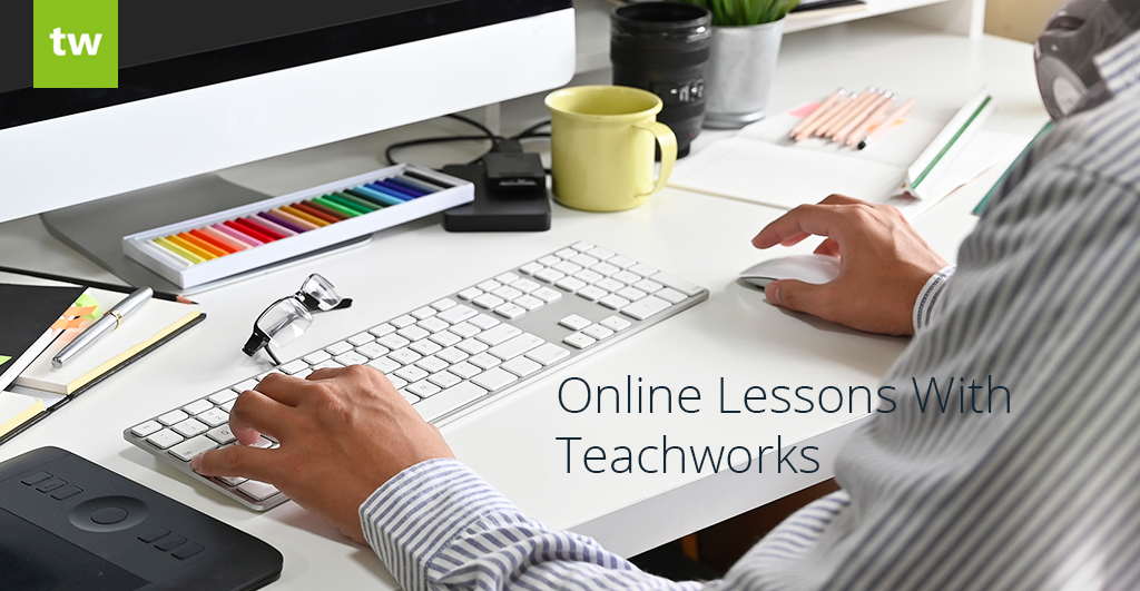 Online Lessons With Teachworks